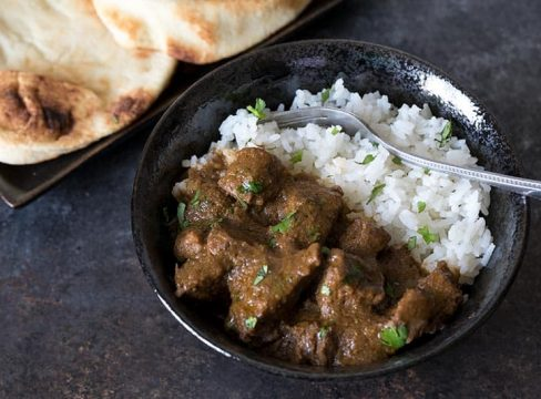 (Instant Pot) Pressure Cooker Beef Curry