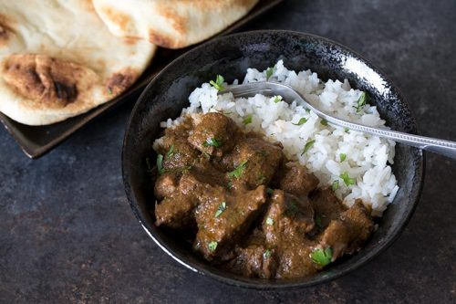Pressure Cooker (Instant Pot) Beef Curry