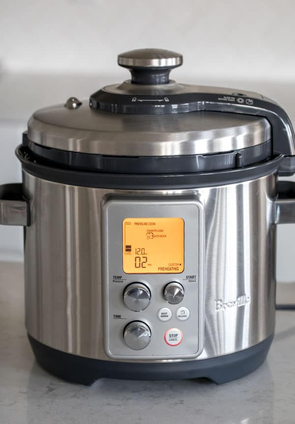 Breville Fast Slow Pro Electric Pressure Cooker