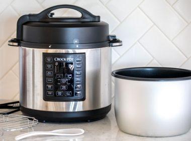 The Crock Pot Express Pressure Cooker