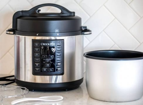 The Crock Pot Express Pressure Cooker