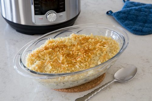 Creamy Pressure Cooker Mashed Potatoes Pressure Cooking