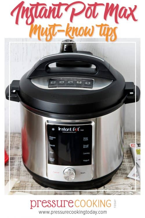 Instant Pot Max Pressure Cooker Review and What You Need to Know