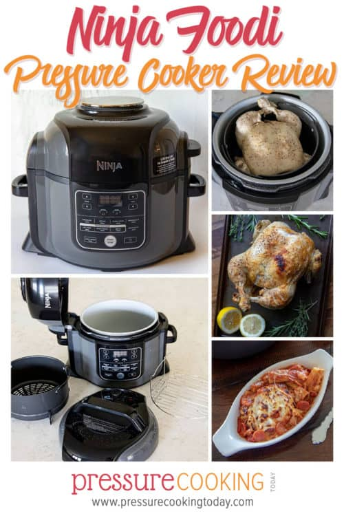 Ninja Foodi Review - All-in-one Pressure Cooker and Air Fryer