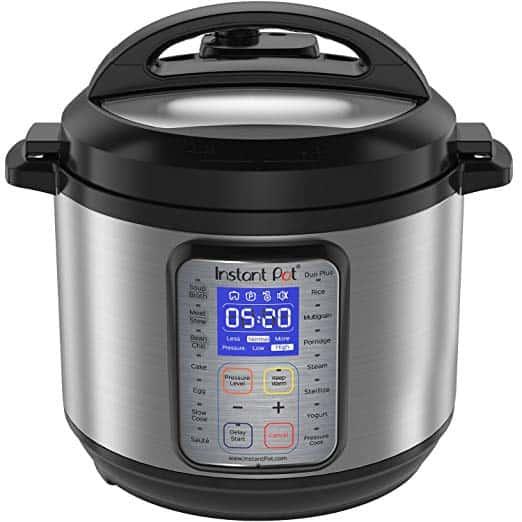 Pressure Cooker Instant Pot Potato Cheese Soup Recipe