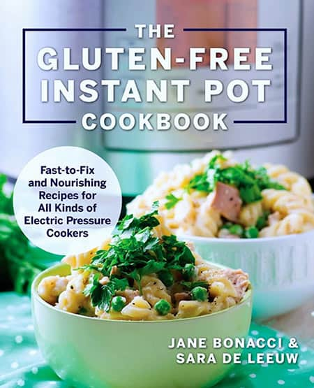 Gluten-Free Instant Pot Cookbook Cover