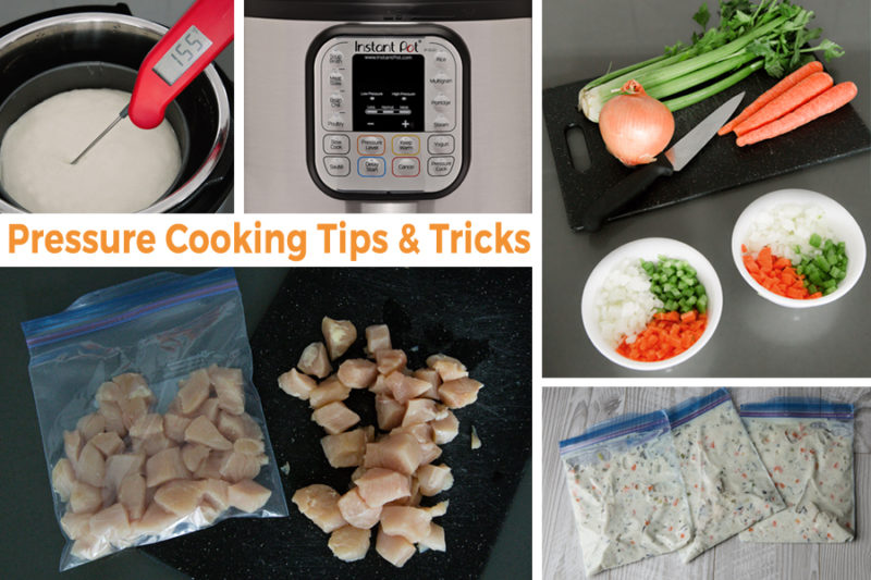 Over 30 AWESOME Tips for using your Instant Pot or other ELectric Pressure Cooker