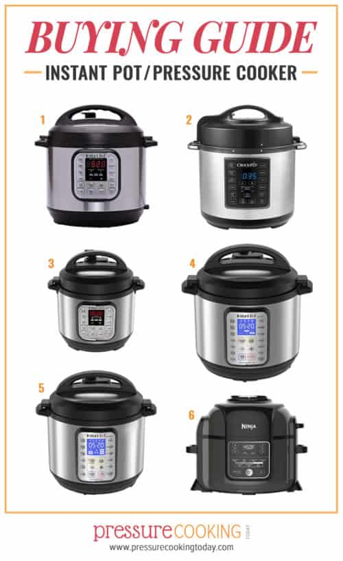 Instant Pot / Electric Pressure Cooker Buying Guide