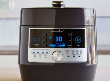 Pampered Chef Quick Cooker Review by Pressure Cooking Today
