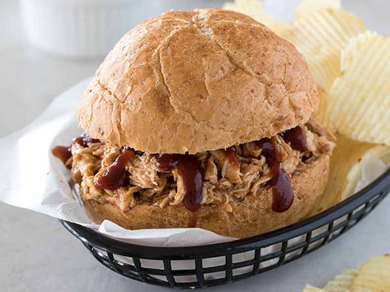 Making Your First Meal in the Pressure Cooker - Shredded BBQ chicken for salads or sandwiches
