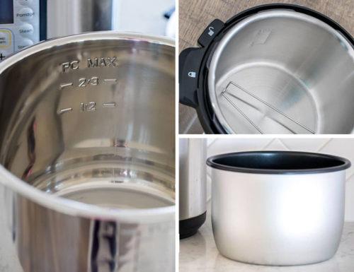 Pressure Cooker Inner Pot - Pressure Cooking Today