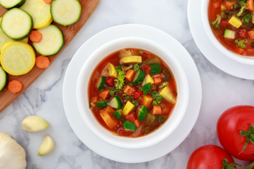 Pressure Cooker / Instant Pot Vegetable Weight Loss Soup