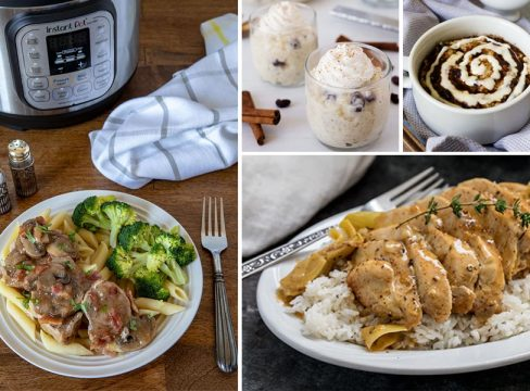 Instant Pot / Pressure Cooker Gluten Free Recipe Roundup from Pressure Cooking Today