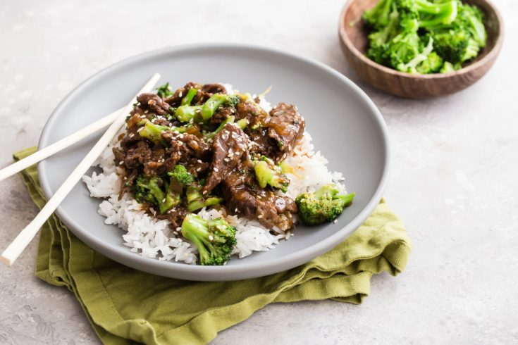 Pressure Cooker / Instant Pot Beef and Broccoli