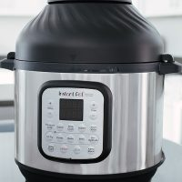 Instant Pot Duo Crisp, 8-quart Pressure Cooker and Air Fryer