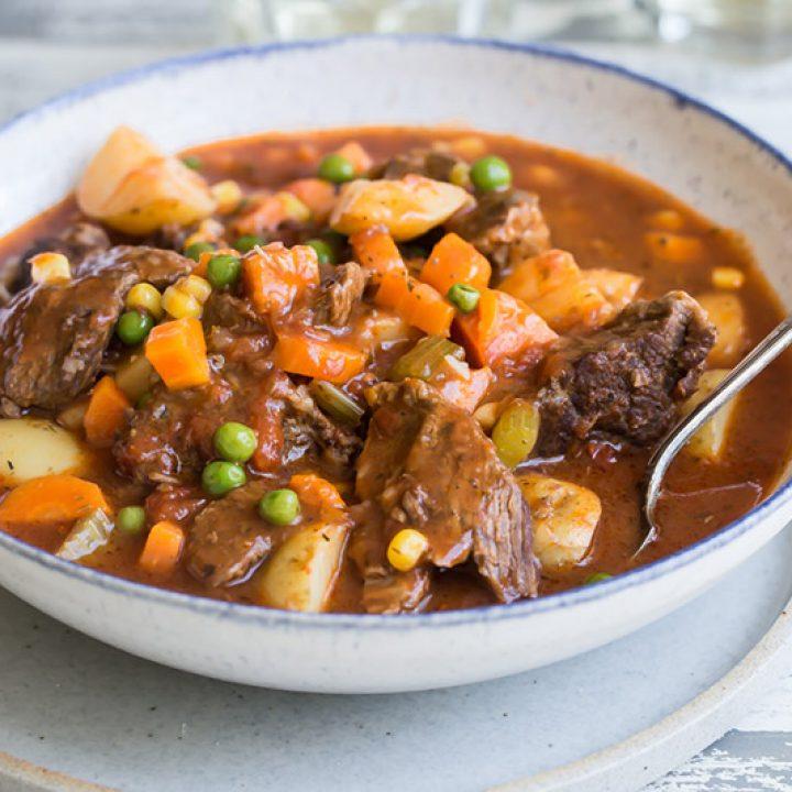 Pressure Cooker Instant Pot Beef Stew Pressure Cooking Today